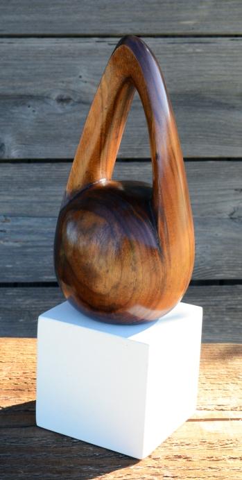 Walnut - 4 x 4 x 9 - By Michael Cooley