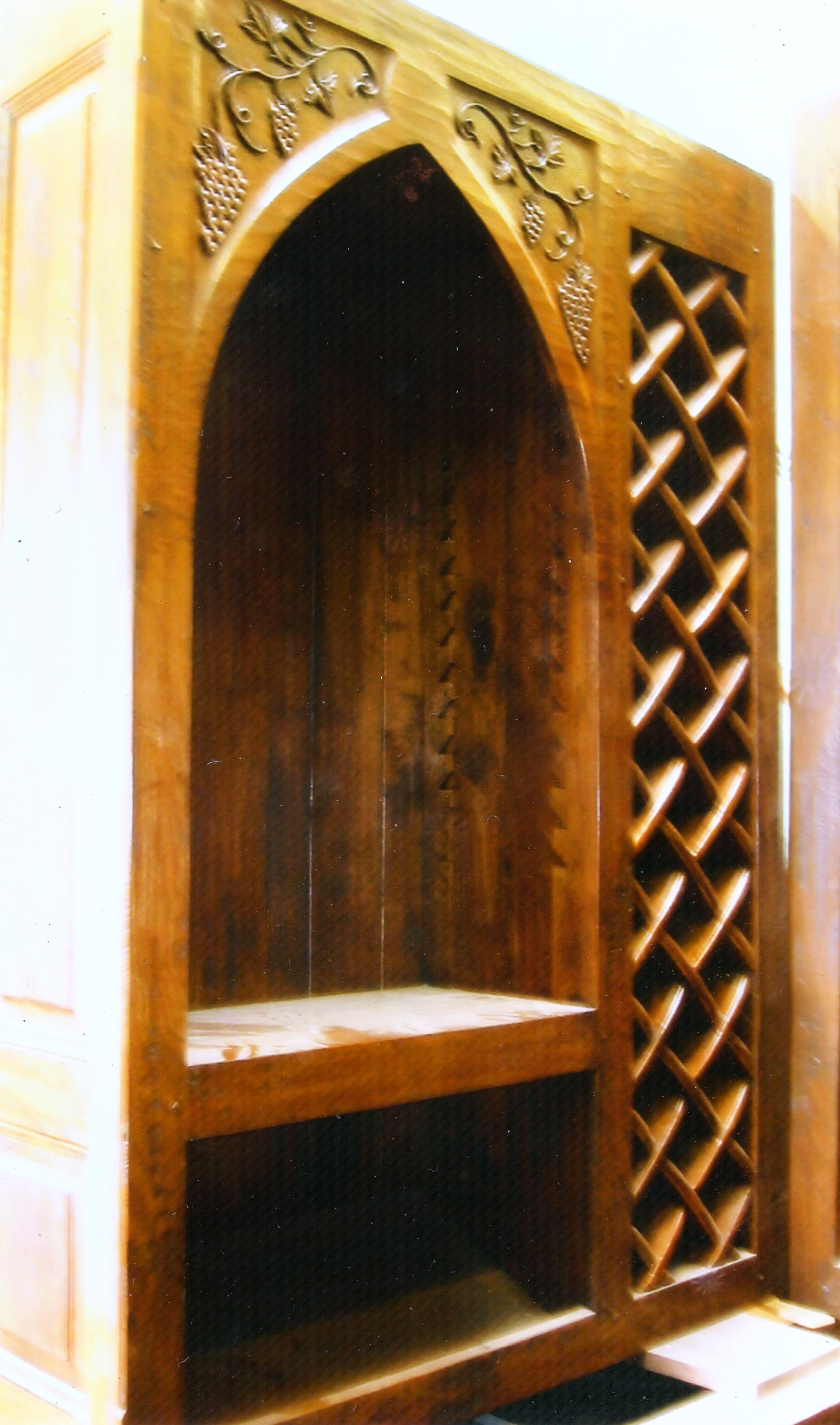 Wine Cellar Partical